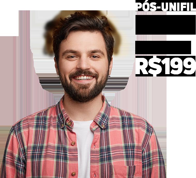 Cursos presenciais e EAD a partir de R$199