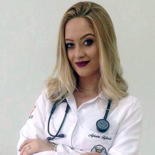 Ághata Tufanini Oliveira.